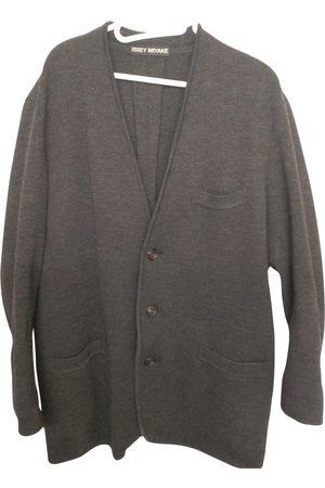Issey Miyake Wool Coats