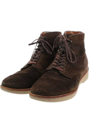 Alden Leather Boots