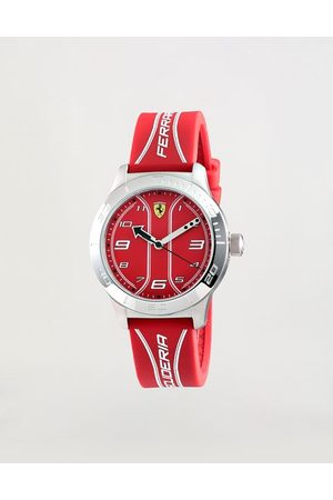 FERRARI STORE Academy kids' watch with dial and strap
