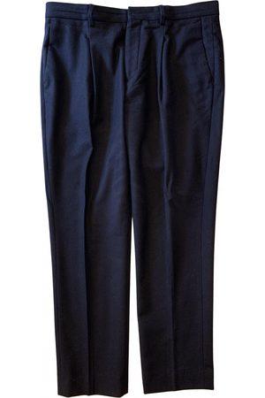 Harmony Men Pants - Wool trousers