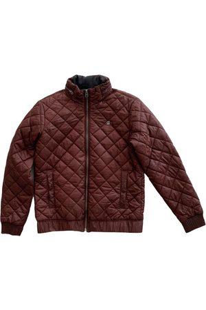 AUTRE MARQUE Burgundy Jackets