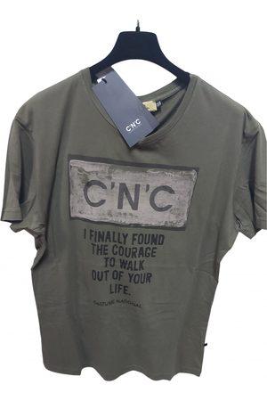 Costume National Cotton T-Shirts