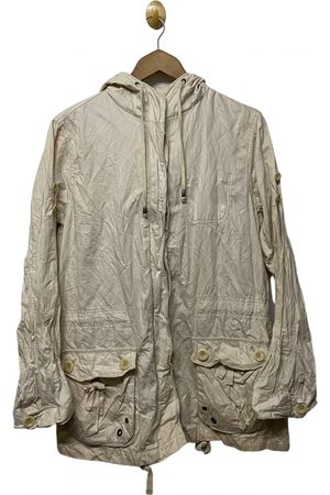 GAP Khaki Cotton Coats