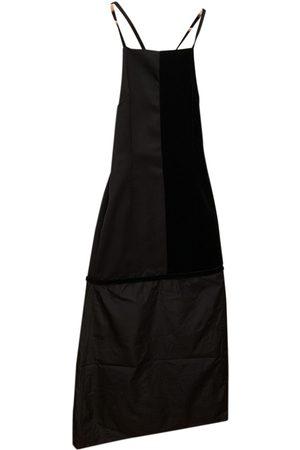 A.Lab Women Maxi Dresses - Velvet maxi dress