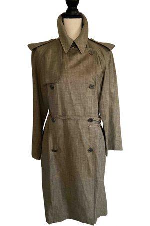 Hermès Linen trench coat