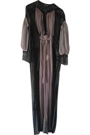 Roberto Cavalli Silk Jumpsuits