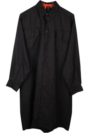 Jean Paul Gaultier Grey Synthetic Shirts