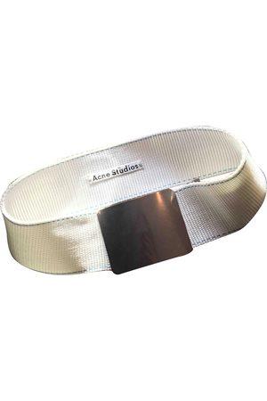 Acne Studios Metal Belts