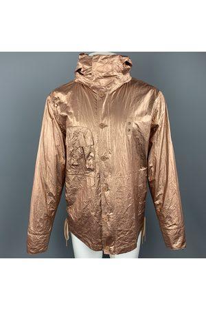 Helmut Lang Metallic Polyester Jackets