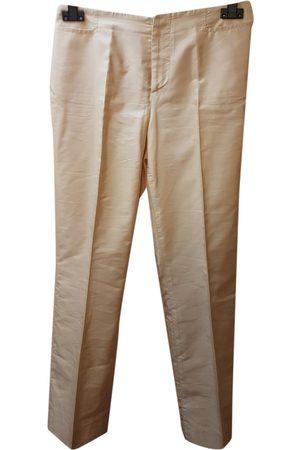 Ralph Lauren Silk straight pants