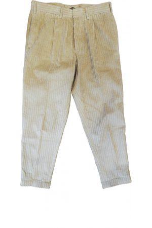 THE GIGI Velvet Trousers