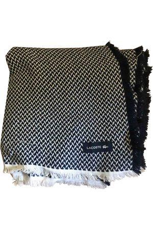 Lacoste Wool Scarves & Pocket Squares