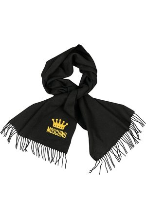 Moschino Wool Scarves & Pocket Squares