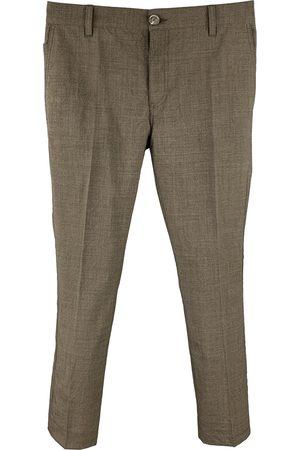John Varvatos Grey Trousers