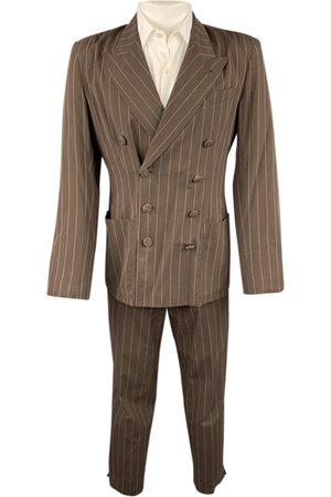 Jean Paul Gaultier Men Suits - Cotton Suits