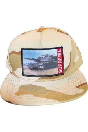 Supreme Camel Synthetic Hats