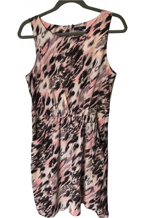 GAP Multicolour Synthetic Dresses