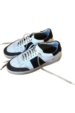 Sandro Leather Trainers