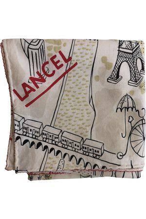 LANCEL Cotton Scarves