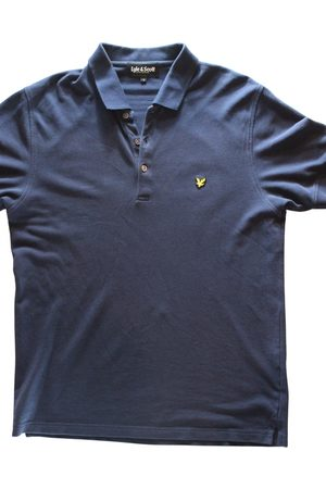 Lyle & Scott Cotton Polo Shirts