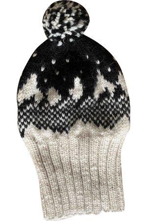 EUGENIA KIM Multicolour Wool Hats & Pull ON Hats