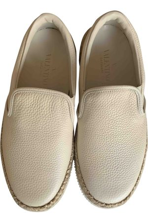 VALENTINO GARAVANI Leather Espadrilles
