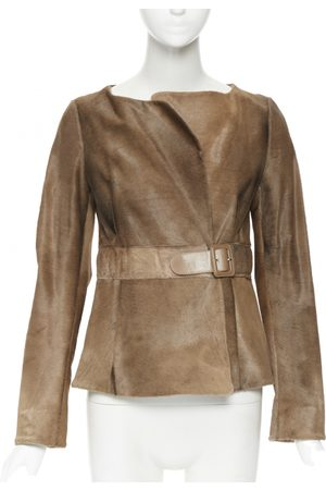 Marni Leather Jackets
