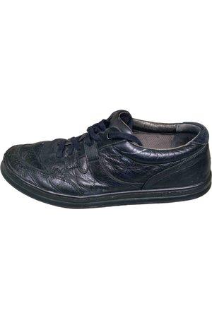 GOSHA RUBCHINSKIY Men Sneakers - Leather low trainers