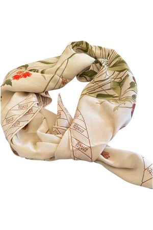 SHARRA PAGANO Silk Scarves
