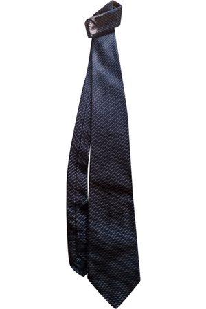 Calvin Klein Men Neckties - Grey Silk Ties