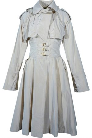 Dolce & Gabbana Polyester Trench Coats