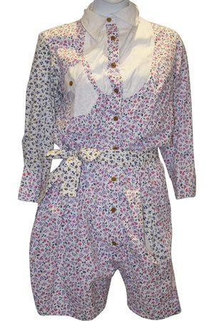 Vivienne Westwood Women Jumpsuits - Multicolour Cotton Jumpsuits