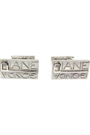 PIANEGONDA Silver Cufflinks