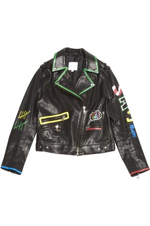 MIRA MIKATI Leather Leather Jackets