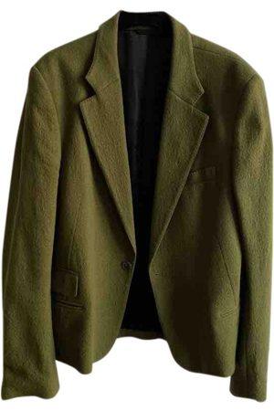 Haider Ackermann Khaki Cotton Jackets