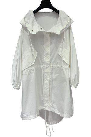 Jil Sander Cotton Trench Coats
