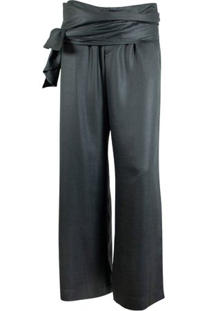 Issey Miyake Straight pants