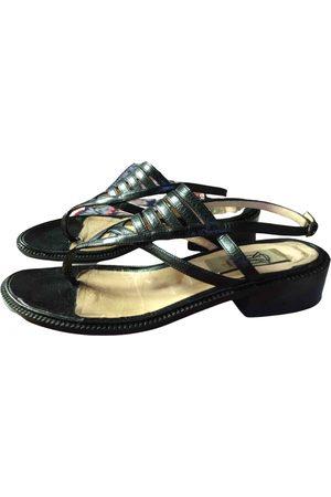 Colisée De Sacha Leather Sandals