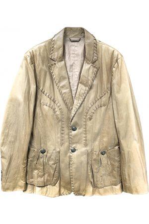 Roberto Cavalli Men Leather Jackets - Leather Jackets