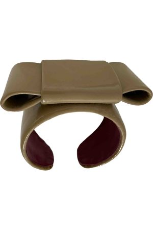 Miu Miu Leather Bracelets