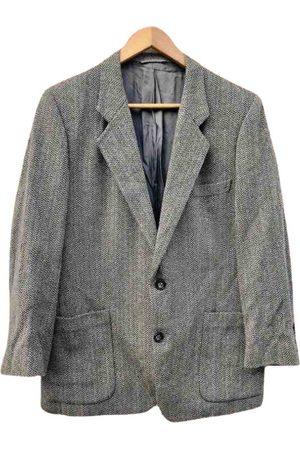 Dior Grey Wool Jackets