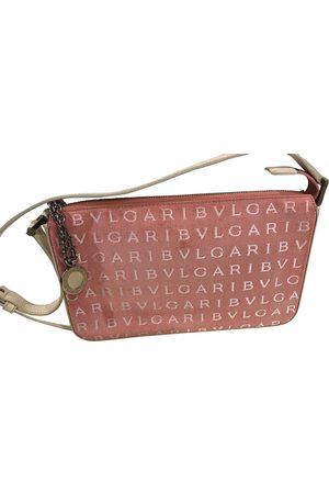 Bvlgari Cloth clutch bag