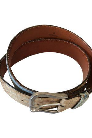 Zanellato Leather Belts