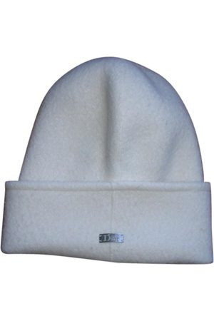 Dior Ecru Wool Hats