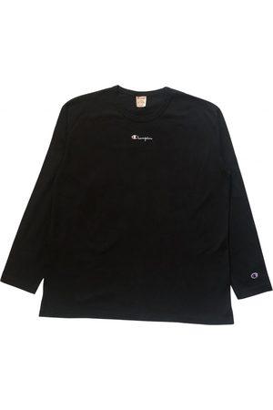 Champion Navy Cotton Knitwear & Sweatshirts