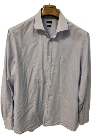 OVS Turquoise Cotton Shirts