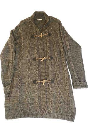 Alexander McQueen Men Tank Tops - Wool vest