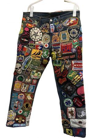 Levi's Multicolour Cotton Jeans