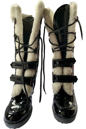 Tod's Patent leather Boots