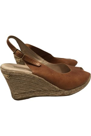 RUSSELL & BROMLEY Leather Espadrilles